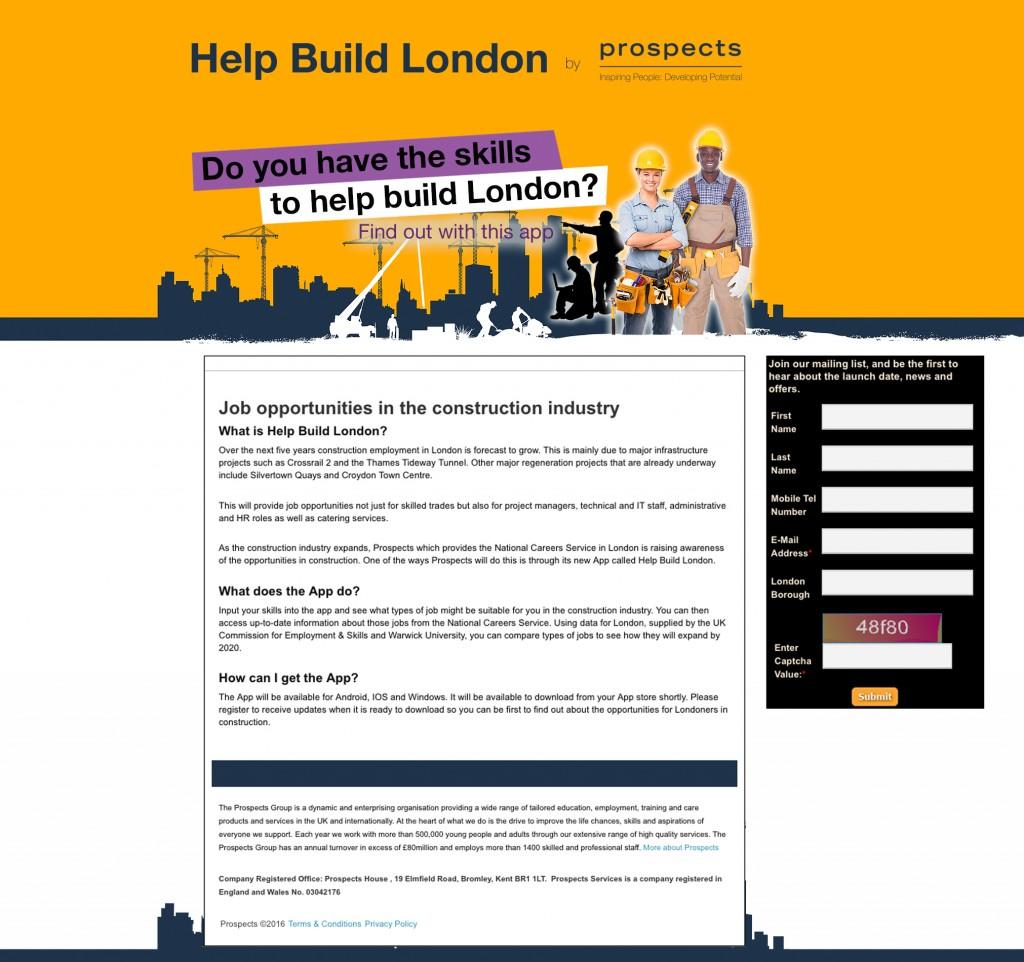 HBL-webpage